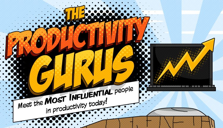 The Productivity Gurus - Infographic