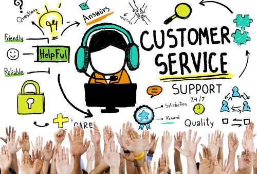 exceptional customer service examples