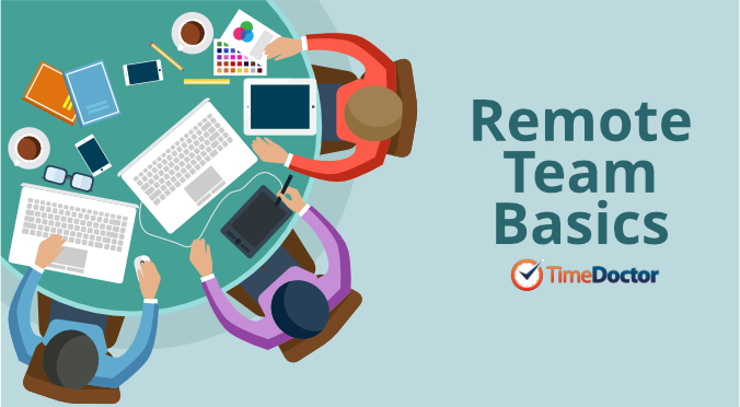 Remote Team Basics