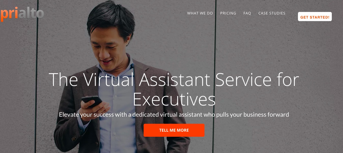 prialto virtual assistant