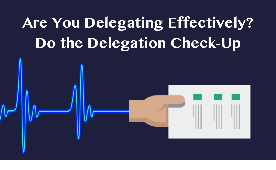 delegation check-up