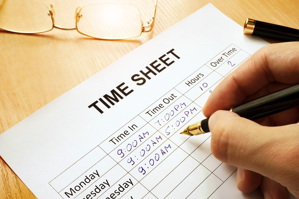 timesheet software