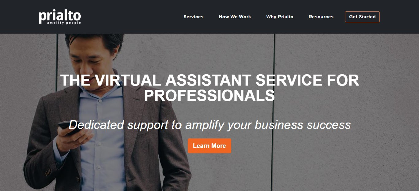 prialto virtual assistant service