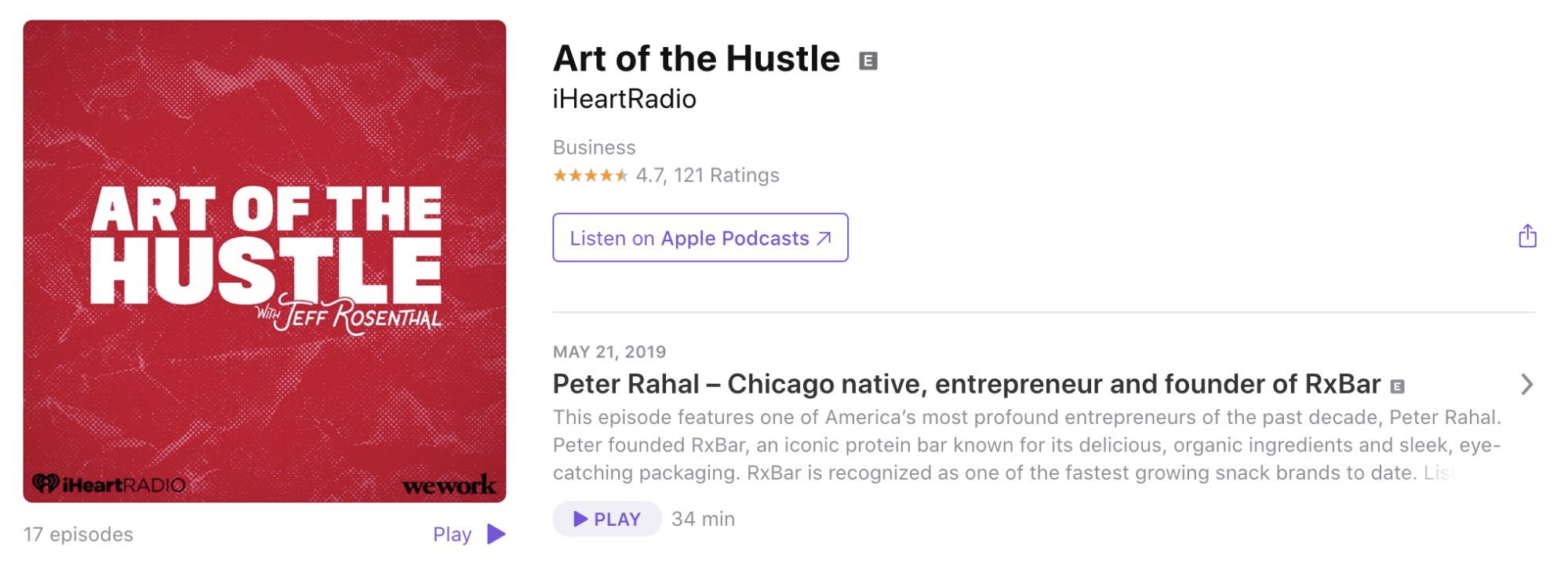 art of the hustle podcast