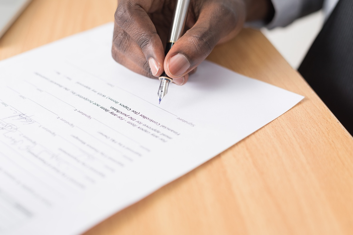 virtual assistant contract