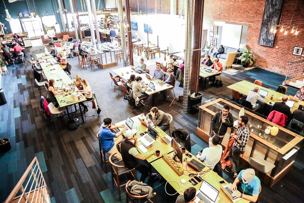 covo coworking space