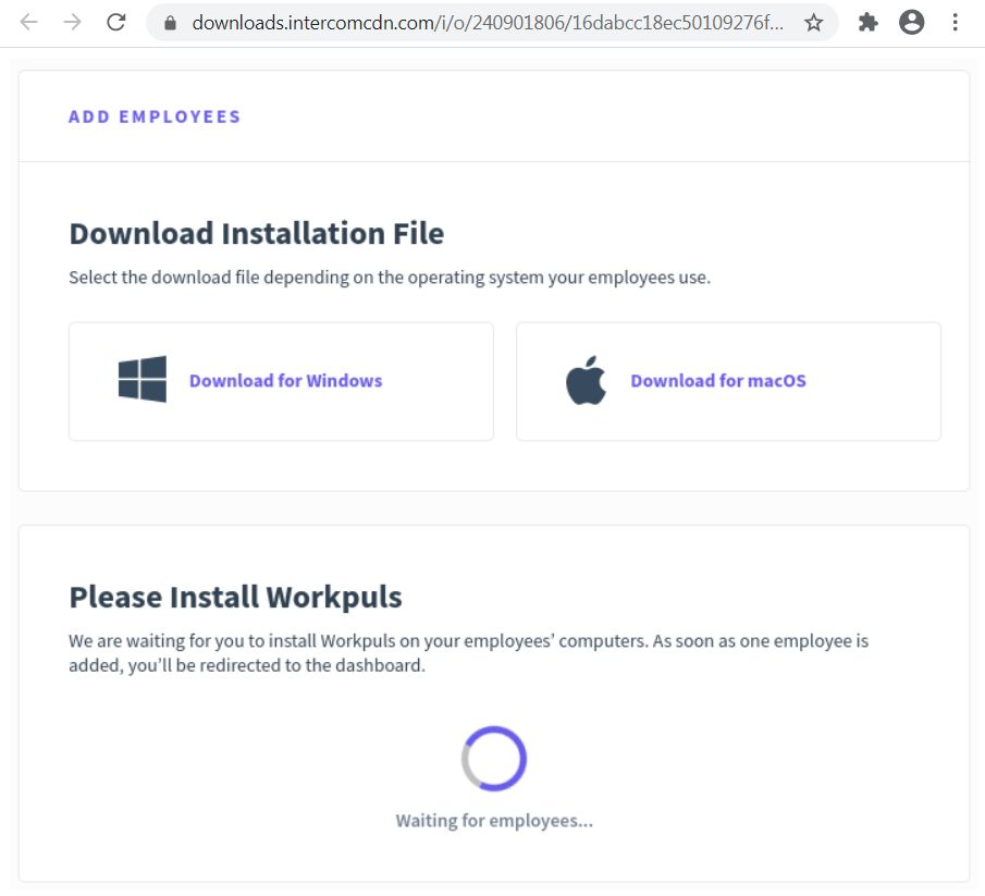 Download Workpuls