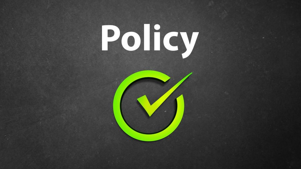 creating employee policy