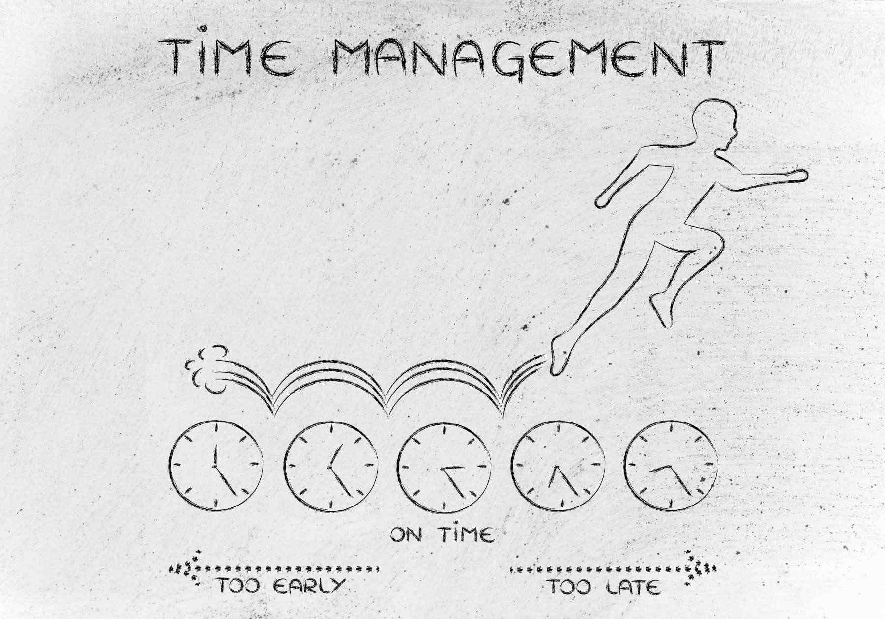 time management challenges