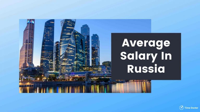 Average Salary in Russia