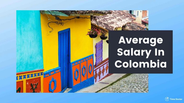 Average Salary in Colombia