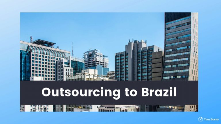Outsourcing to Brazil