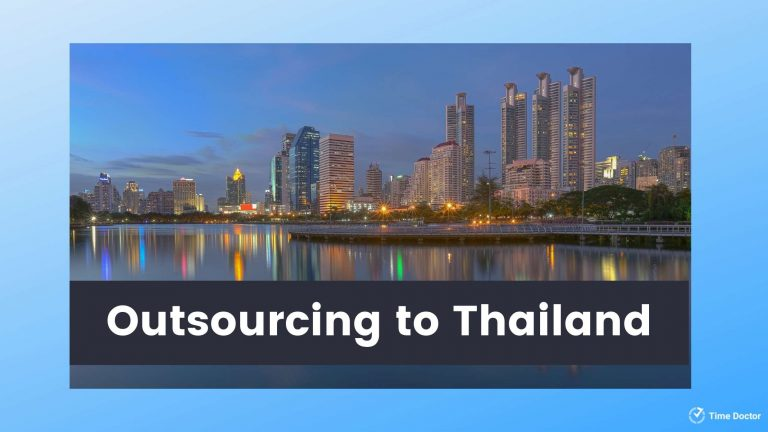 Outsourcing to Thailand
